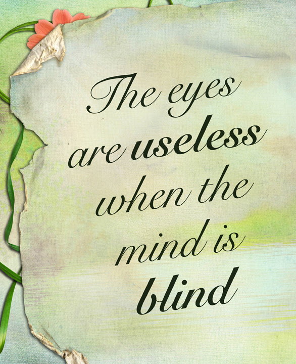 Quotes About Minds Eye 122 Quotes