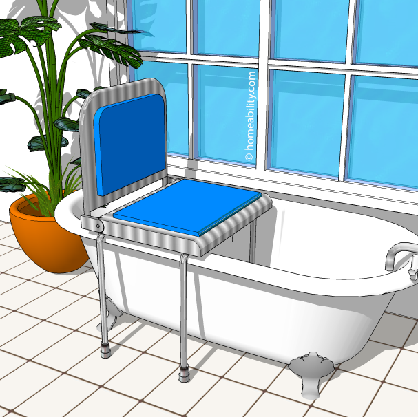 Bath Bench For Clawfoot Tub The Best Options Homeabilitycom