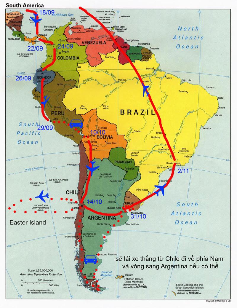 Kết quả hình ảnh cho Nam Mỹ