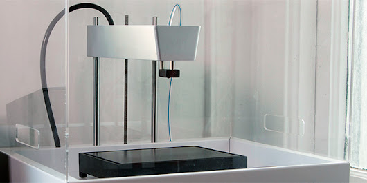 A $250 3-D Printer With Breakthrough Software | Design | WIRED