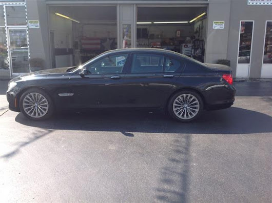Used 2009 BMW 7-Series for Sale in Huntsville AL 35805 Richard Hughes Auto Sales