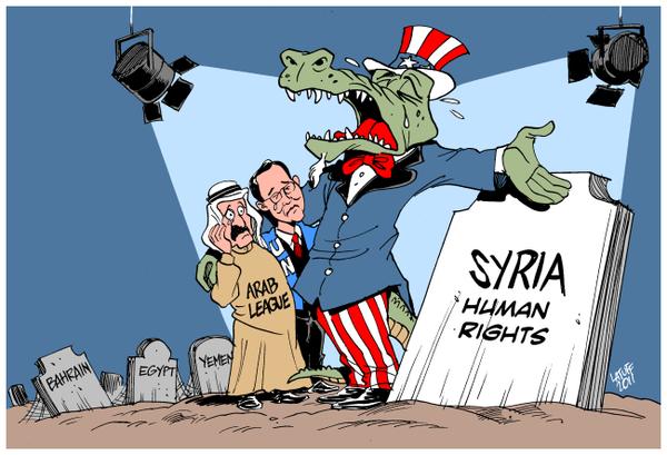 Quel che bisogna  sapere sulla Siria...