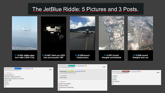 r/greatawakening - So you want to know what really happened with the JetBlue plane at JFK? I will tell you. Buckle up.