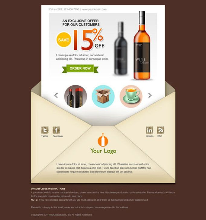 1000+ images about I will design a eye catching email template for ...
