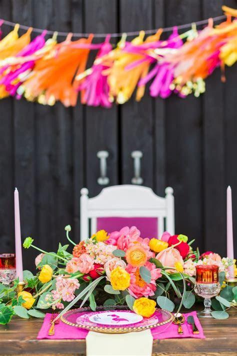 Tropical Themed Bridal Shower   TrueBlu   Bridesmaid