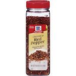 McCormick Crushed Red Pepper, 13 oz