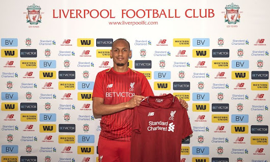 Reds move quickly to sign Fabinho and bolster midfield