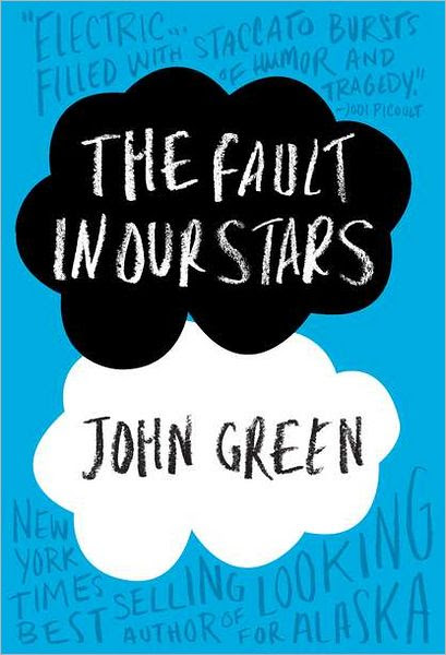 The Fault in Our Stars by John Green - Cécile Sune