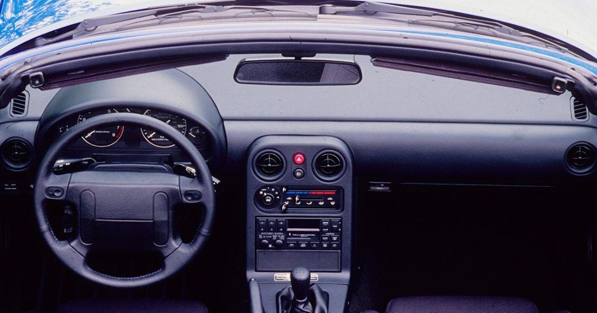 1990 Miata Stereo Installation Diagram