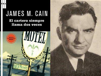 l Cartero siempre llama dos veces. James M. Cain