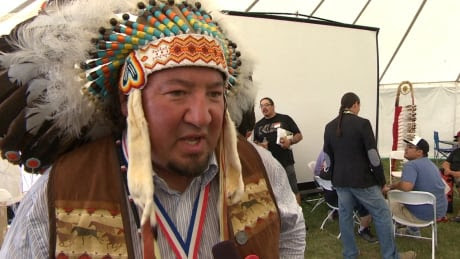 Derek Nepinak re-elected Assembly of Manitoba Chiefs' grand chief