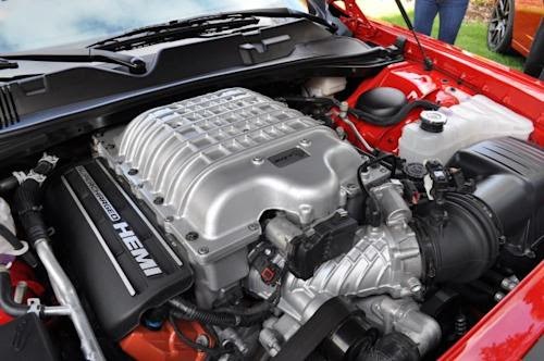 6.2-Liter Hellcat Engine Production To Jump