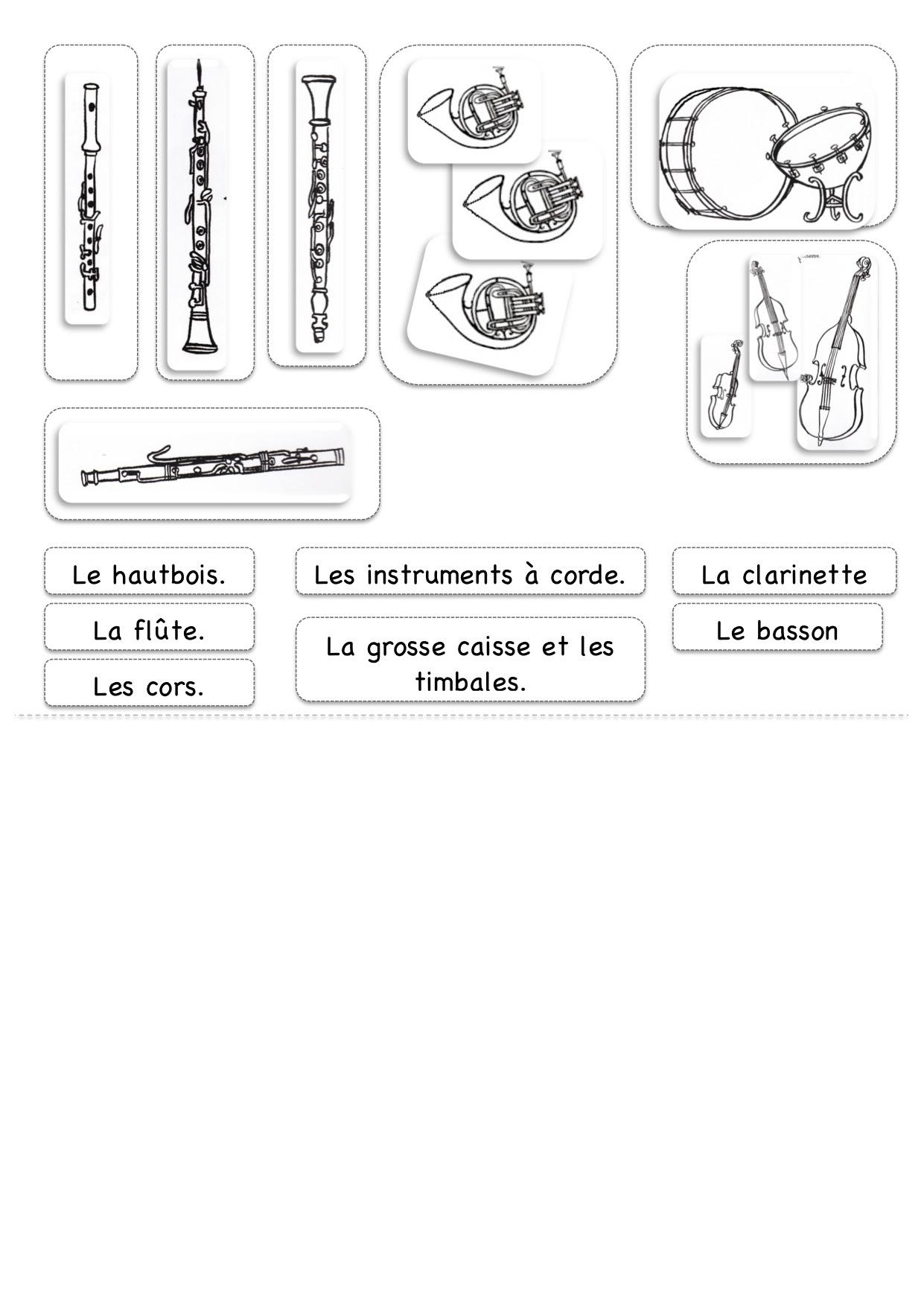 Pierre Et Le Loup De Serge Prokofiev Cp Ce1 Bout De Gomme