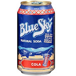 Blue Sky Natural Cola Soda - 6 pack, 12 fl oz cans