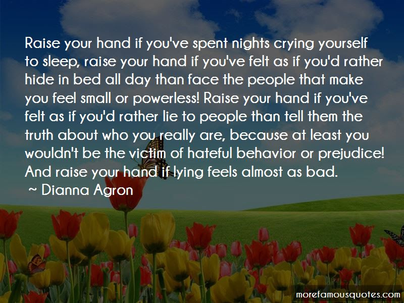 Quotes About Crying Yourself To Sleep Top 1 Crying Yourself To