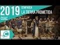 Todos los pases de La Tierra Prometida (Comparsa). COAC 2019