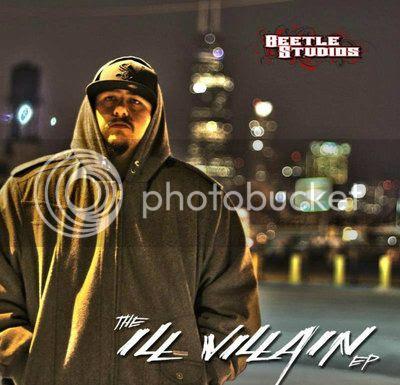 Fatel Flows - Ill Villain, Chicago (Little Village) Hip Hip Artist