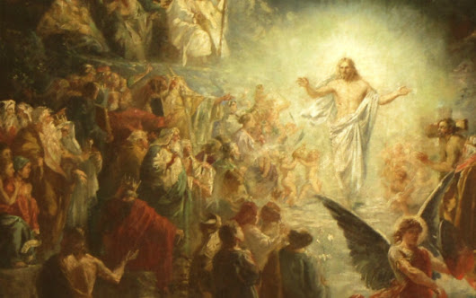 This Ancient Homily for Holy Saturday Will Give You Chills