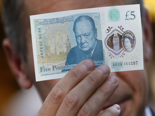 Bank of England confirms it is keeping animal fat £5 and £10 pound notes