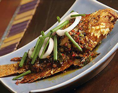 yum yum yummy ikan tilapia goreng berlada