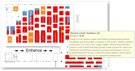Come see autoChalk at IPI Nashville | Tannery Creek Systems