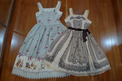 """Complete Lolita Wardrobe"" Challenge"