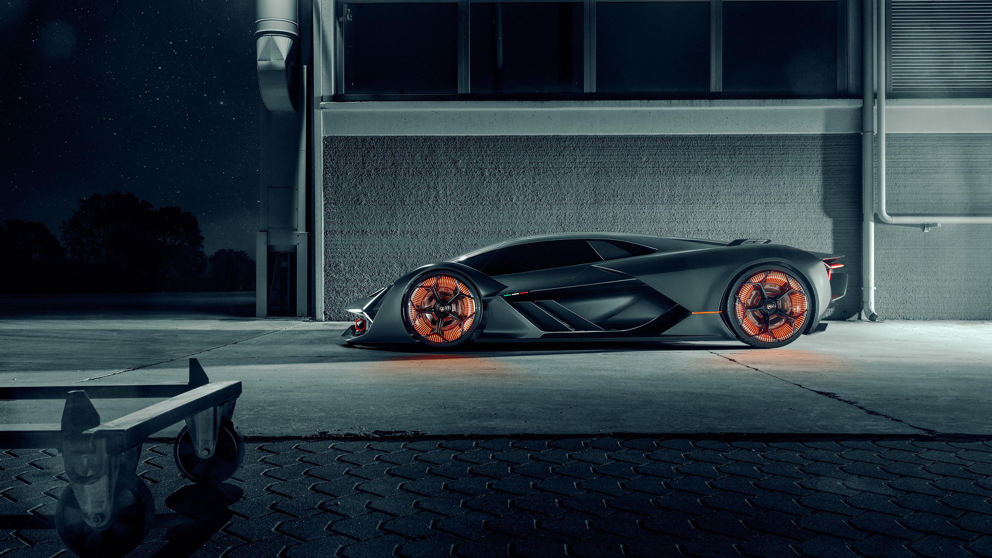 Lamborghini Terzo Millennio Lamborghini 2019