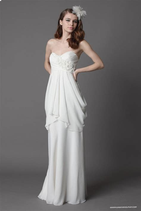 Choose Your Fashion Style: Casual Wedding Dresses for
