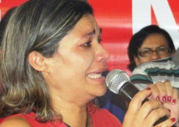 Pré-candidata Rosângela Curado