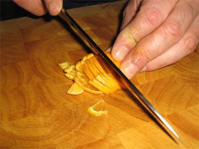 Recettes de conserves maison la marmelade d 39 orange - Pelure d orange pour parfumer ...