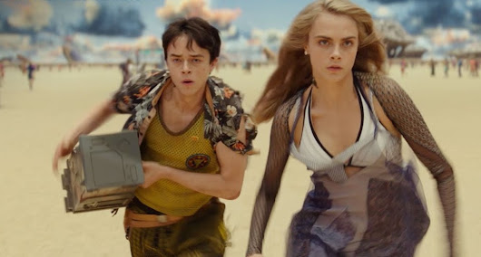 'Fifth Element' squared: 5 cool ideas from the sci-fi visuals of 'Valerian'