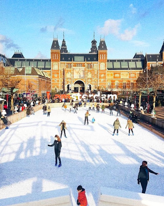 16 x Amsterdam Christmas Events 2017! » Wander-Lust