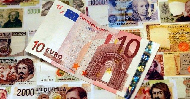 L'euro, una moneta che funzionerebbe solo se fosse … la lira