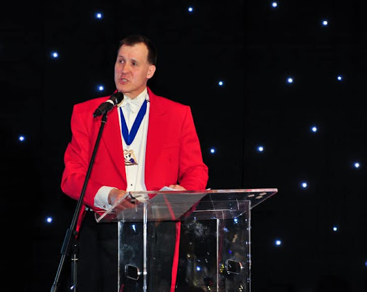 What makes a great event host? | Toastmaster & Master of Ceremonies London