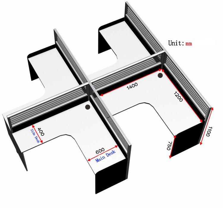 Modern Office Desk,Working Desk Iso Standard Office Table ...
