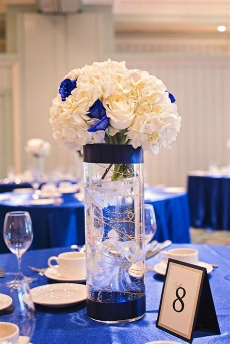 25  best ideas about Blue wedding decorations on Pinterest