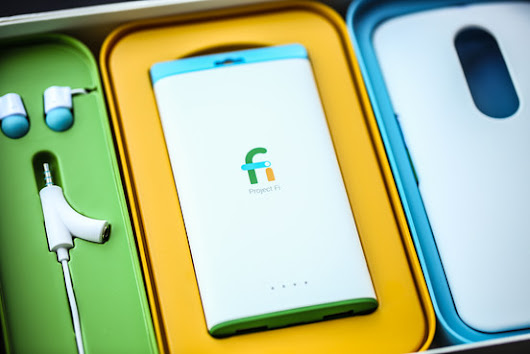 Project Fi Review: Google Masters Wi-Fi Calling, but Needs Better Phones - WSJ