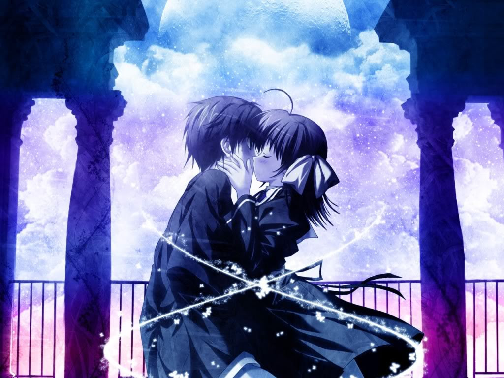 Anime Couple - Dakaroth Wallpaper (30798979) - Fanpop