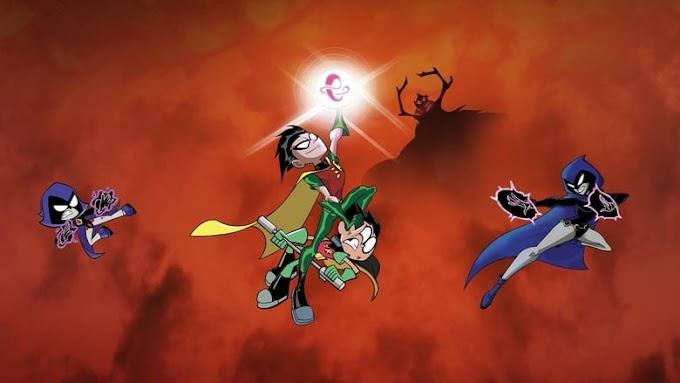 Film Teen Titans Go! vs. Teen Titans (2019) - en Streaming VF GRATUIT Complet HD
