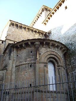 Jaca - Catedral - Ábside