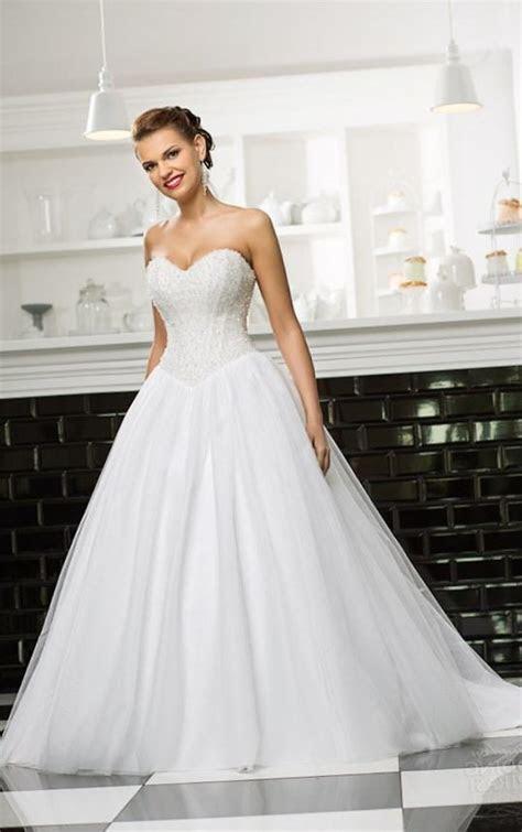Big wedding dresses with diamonds (update July)   Fashion 2019