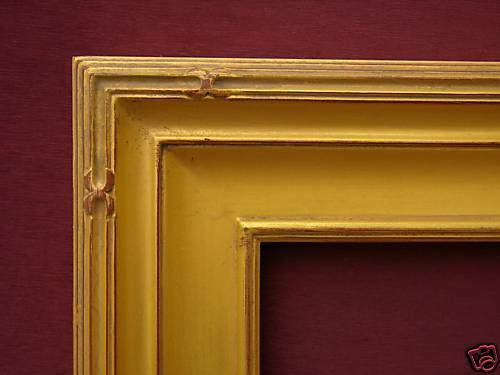 18 X 24 Gold Leaf Plein Air Picture Frame 18x24 On Popscreen