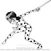 Dibujos De Miraculous Las Aventuras De Ladybug Para Colorear