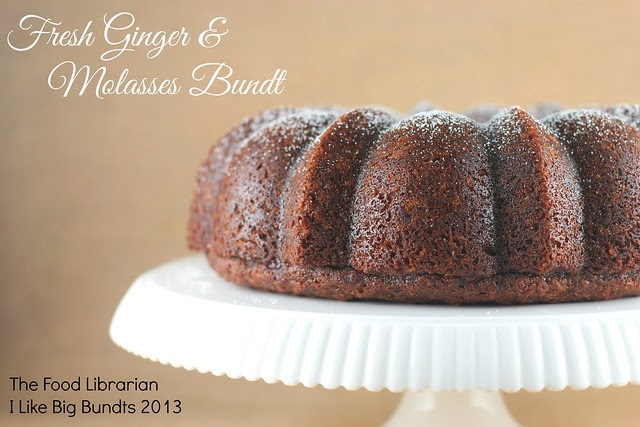 Ginger Molasses Bundt Cake Recipes