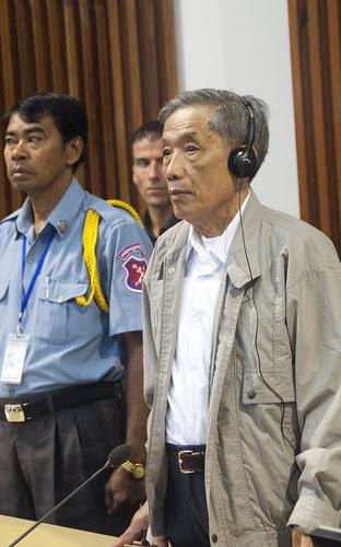 ศาลพิเศษกัมพูชาตัดสินผู้นำเขมรแดงจำคุกตลอดชีวิต