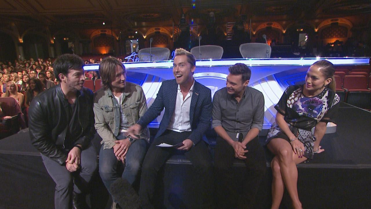 American Idol Returns! Behind the Scenes of Hollywood Week  Entertainment Tonight