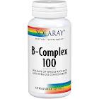 Solaray B Complex 100 50 Capsules