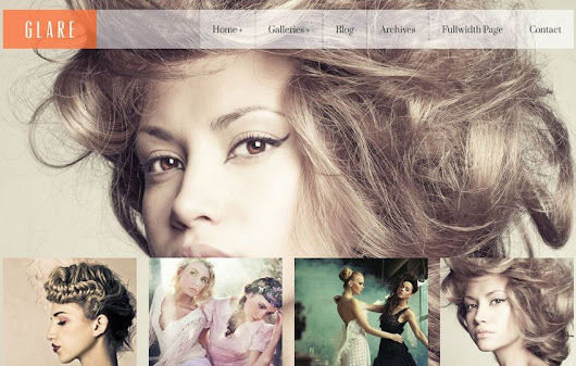 34 Gorgeous WordPress Themes for Photographers
