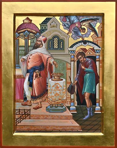 """Результат пошуку зображень за запитом """"Неділя про Митаря і Фарисея"""""""