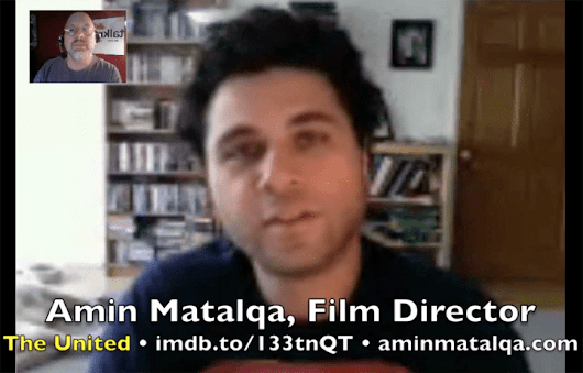 Soccer film director Amin Matalqa brings Arab youth together! VIDEO